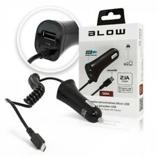 KFZ Auto Micro USB 2.1A Ladegerät Handy Ladekabel für PKW Zigarettenanzünder