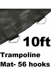 New-10 ft TRAMPOLINE MAT with 56 hooks