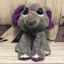 Peek-A-Boo Toys Elephant Gray Plush Stuffed Animal Play Baby New