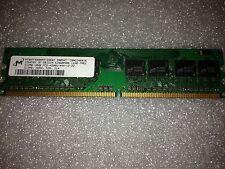 Memoria DDR2 Micron MT8HTF6464AY-53EB7 512MB PC2-4200 533MHz CL4 240 Pin