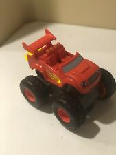 Blaze and The Monster Machines Super Stunt Talking Toy Truck Motorized 2014