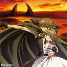 Clamp Tsubasa Reservoir Chronicles anime Music Soundtrack Cd Future Soundscape