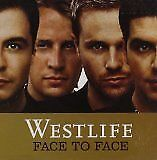 WESTLIFE - Face to face - CD Album