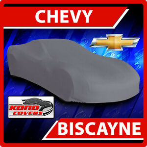 [CHEVY BISCAYNE] CAR COVER - Ultimate Full Custom-Fit All Weather Protection