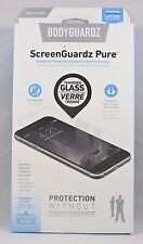 NEW!!! BodyGuardz Tempered Glass Screen Protection for iPhone 6 Plus / 6s Plus