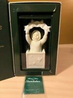 "Department 56 SNOWBABIES ""A Star-In-The-Box"" Bisque Porcelain Figurine 68803 NIB"