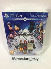 KINGDOM HEARTS 2.8 HD FINAL CHAPTER PROLOGUE LIMITED EDITION PS4 ITA - NUOVO NEW