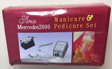 Sina Mercedes 2000 Manicure & Pedicure Set