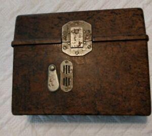 WW2 German Field Phone Bakelite Case No Phone