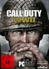 Call of Duty WW2 Spiel Key - COD 14 World War 2 WWII PC Steam Download Code DE