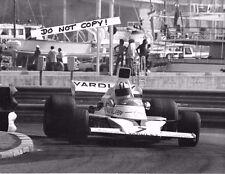 Denny Hulme  Original Press Photo, Yardley-McLaren M23  Monaco GP 1973