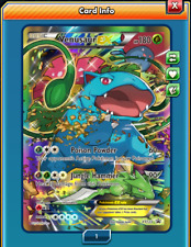 Pokemon TCGO GENERATIONS RED BLUE COLLECTION BOX VENUSAUR EX XY123 ONLINE CODE