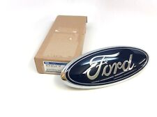 11-16 Ford Super Duty Front Chrome and Blue Oval Grille Emblem OEM BC3Z-8213-A