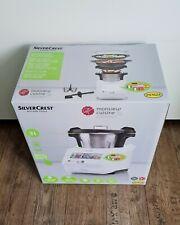 SILVERCREST Küchenmaschine | Monsieur Cuisine Connect SKMC 1200 E5 | NEU OVP