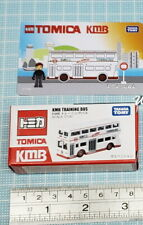 Tomica KMB Training Bus Hong Kong Limit With Feature Card  ==