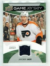12-13 UD Upper Deck Series One  Jaromir Jagr  Jersey