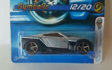 Hot Wheels 2005 First Editions Symbolic  Silver  Faster Than Ever