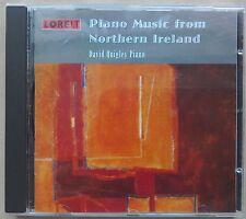 David Quigley, Piano Music from Northern Ireland, Lorelt LNT122 CD