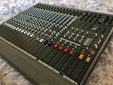 Allen and Heath GL3 Mixing Desk with Flightcase and Power Supply