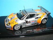 Spyker C 8 Spyder GTR 2 #86 IXO 24 heures Le Mans 2006 1:43 nla