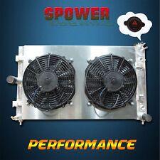 Aluminum Radiator + Fan Shroud For Holden Commodore VZ Statesman WL V8 AT 04-07