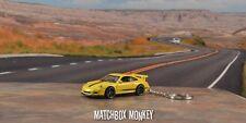 Porsche 911 Turbo GT3 RS Custom Keychain FOB Porte Cles Llavero Key Ring Chain