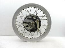 Rear Wheel Brake Plate Drum Axle Vintage 1982 Yamaha IT465 Enduro 215r
