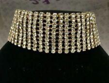 Gold Chokers Asian Jewellery