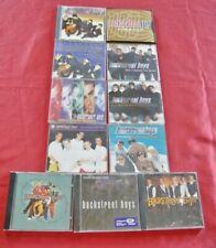 Backstreet Boys Import EU, Canada CD Lot of 11
