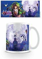Legend of Zelda Majoras Mask Tasse Moon