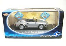 Porsche 911 Carrera Speedster (plata)