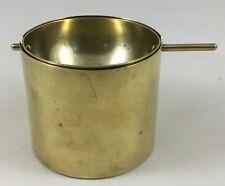 Cylinda-Line BRASSWARE by Arne Jacobsen for STELTON - Small revolving ashtray