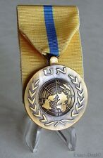UN United Nations UNIKOM - Iraq-Kuwait Observation Mission 1991 Full Size Medal