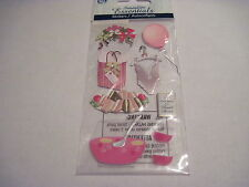 Scrapbooking Crafts Stickers Bridal Shower Punch Lingerie Food Balloon Flowers