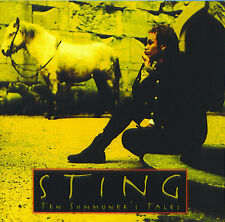 Sting : Then Summoner's Tales (CD)