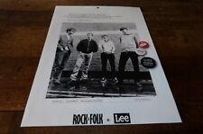 BLUR - Mini poster Noir & blanc 2 !!!!!!!!!!!!!!!