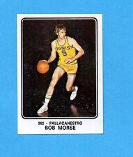 CAMPIONI dello SPORT 1973/74-Figurina n.262- BOB MORSE -PALLACANESTRO -Rec