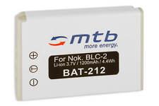 Batería BLC-2 para Nokia 3310, 3330, 3410, 3510, 3510i, 5510, 6650, 6800, 6810