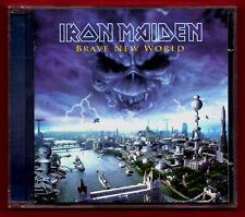 IRON MAIDEN - Brave New World (2000 66 minute, 10 trk CD album) Bruce Dickinson