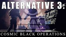 Alternative Three: Cosmic Black Operations Volumes 1 + 2 - Conspiracy Truth DVD
