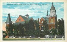 Pensacola,  FL Court House and Armory  Postcard unposted