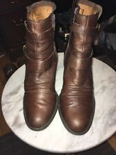 Naya Virtue Slouch Womens Ankle Boots Size 9.5M