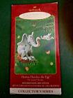 Hallmark Keepsake Ornament: HORTON HATCHES THE EGG - Dr Seuss Books - Dated 2001