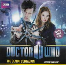 Doctor Who: The Gemini Contagion by Jason Arnopp - CD Audio 2011)