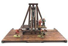 Elastolin Style Working Catapult