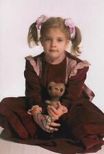 """Drew Barrymore """"E.T."""" Autogramm signed 20x30 cm Bild"""