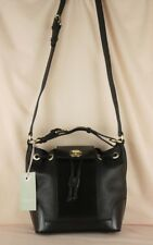 Radley Chancery Black Leather Shoulder Cross Body Bag Small to Medium New