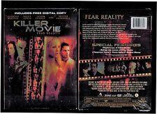 Killer Movie - Kaley Cuoco (Brand New DVD, 2009) Includes Slip Cover