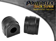 Powerflex Negro De Poly Para BMW E46 3 Series 99 06 Delantero Anti Barra De Rodillo Bush