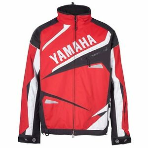 New 2016 Yamaha Velocity Jacket w/ Outlast® Red SMB-16JVL-RD- Sale Snowmobile